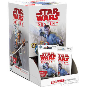 Star Wars Destiny: Legacies Booster Display [SALE]