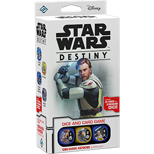 Star Wars Destiny: Obi-Wan Starter Set