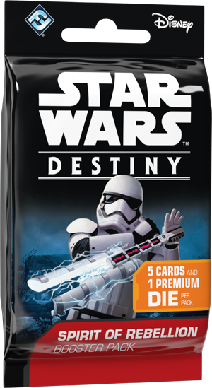 Star Wars Destiny: Spirit of the Rebellion Booster Display [SALE]