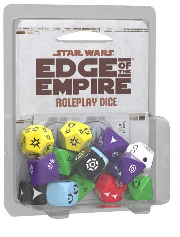 Star Wars Roleplaying: Roleplay Dice