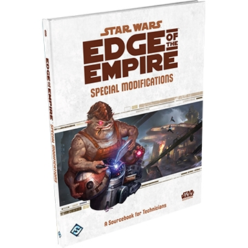Star Wars Edge of the Empire: Special Modifications (with FREE Specialization Deck - Colonist Entrepeneur)