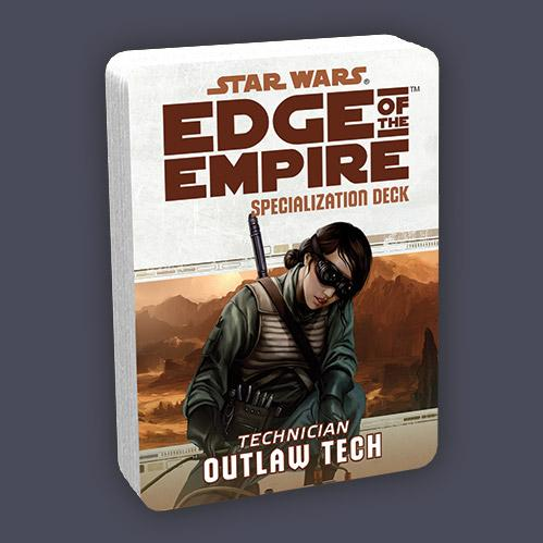Star Wars Edge of the Empire: Specialization Deck - Outlaw Tech