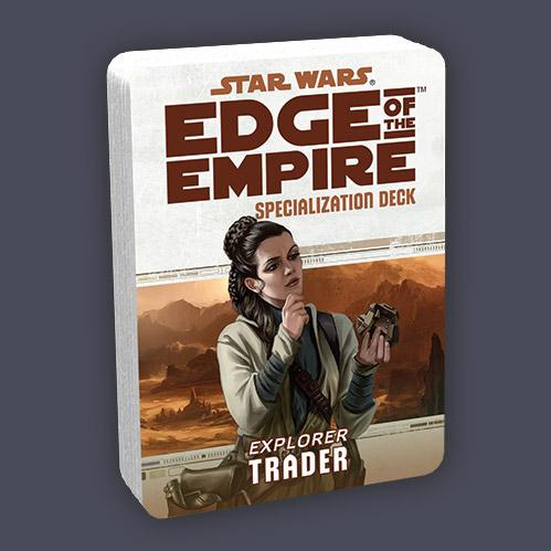 Star Wars Edge of the Empire: Specialization Deck - Trader