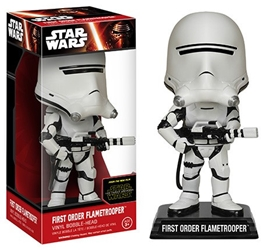 Star Wars: Episode VII - The Force Awakens Wacky Wobbler- First Order, Flametroopers