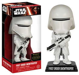 Star Wars: Episode VII - The Force Awakens Wacky Wobbler- First Order Snowtrooper
