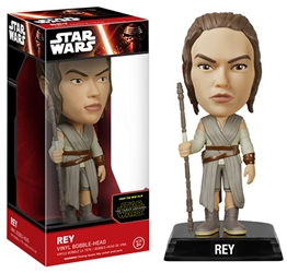 Star Wars: Episode VII - The Force Awakens Wacky Wobbler- Rey