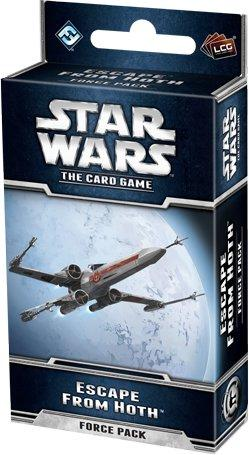 Star Wars The Card Game: Escape from Hoth [SALE]