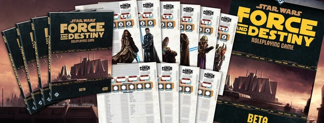 Star Wars Force and Destiny: BETA KIT