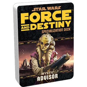 Star Wars Force and Destiny: Specialization Deck- Advisor