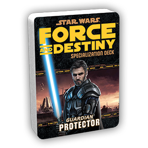 Star Wars Force and Destiny: Specialization Deck- Guardian Protector
