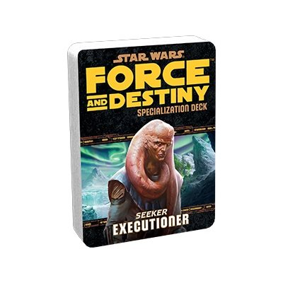 Star Wars Force and Destiny: Specialization Deck- Seeker Executioner