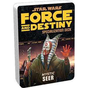Star Wars Force and Destiny: Specialization Deck- Seer