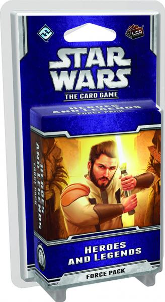 Star Wars The Card Game: Heroes and Legends [SALE]