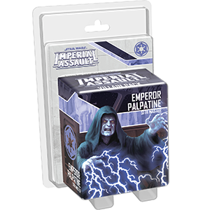 Star Wars Imperial Assault: Emperor Palpatine Sith Master