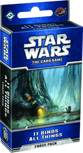 Star Wars The Card Game: It Binds All Things [SALE]