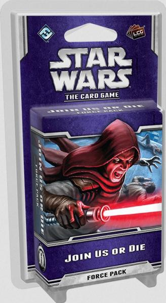 Star Wars The Card Game: Join Us or Die [SALE]
