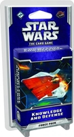 Star Wars The Card Game: Knowledge and Defense [SALE]