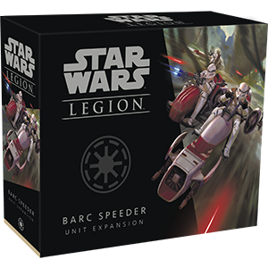 Star Wars Legion: Barc Speeder Unit