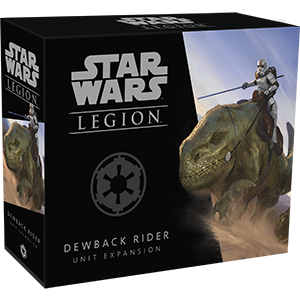 Star Wars Legion: Dewback Rider