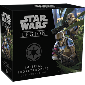 Star Wars Legion: Imperial Shoretroopers
