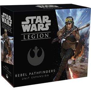 Star Wars Legion: Rebel Pathfinders
