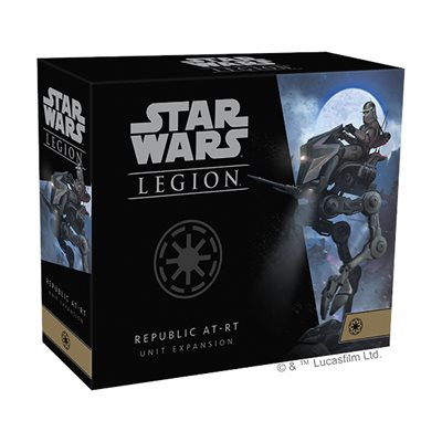 Star Wars Legion: Republic At-Rt