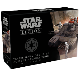 Star Wars Legion: TX-225 Gavw Assault Tank