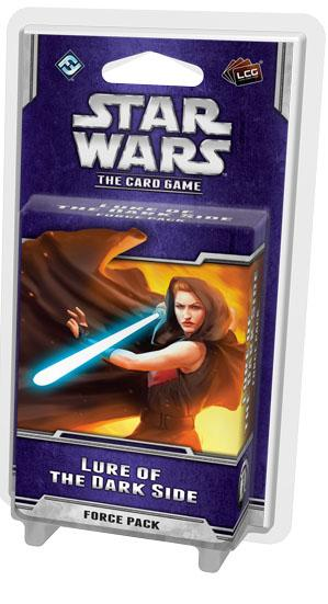 Star Wars The Card Game: Lure of the Dark Side [SALE]