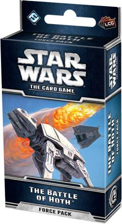 Star Wars The Card Game: The Battle of Hoth [SALE]
