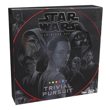 Star Wars The Black Series Trivial Pursuit