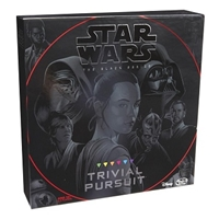 Star Wars The Black Series Trivial Pursuit [Damaged]