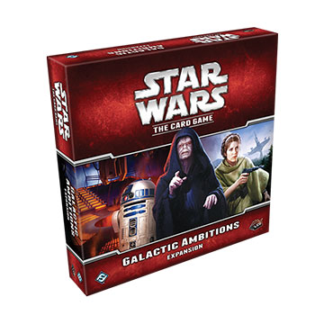 Star Wars The Card Game: Galactic Ambitions [SALE]