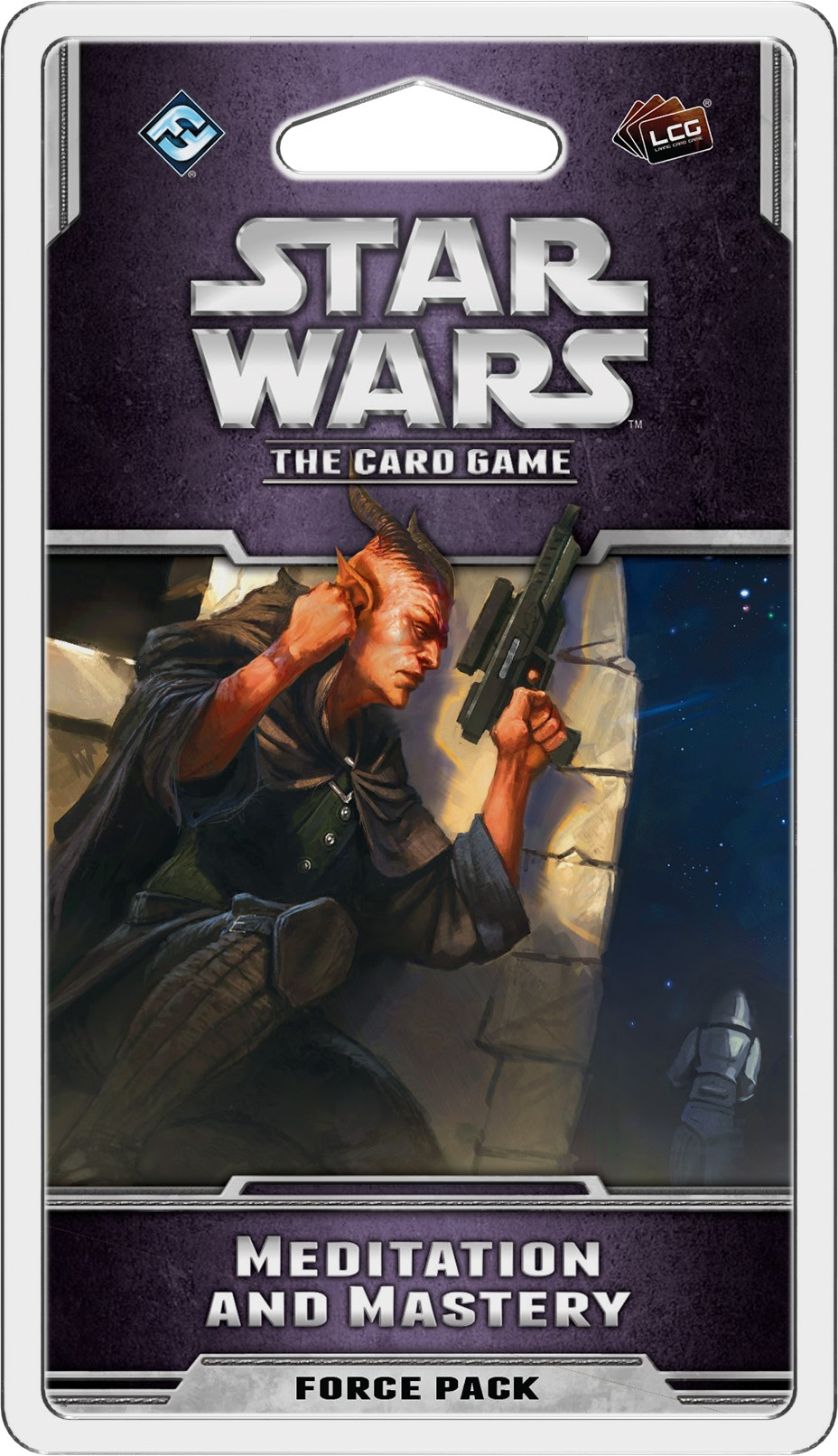 Star Wars The Card Game: Meditation and Mastery [SALE]