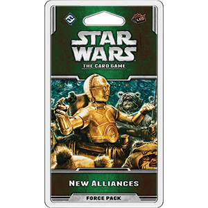 Star Wars The Card Game: New Alliances [SALE]