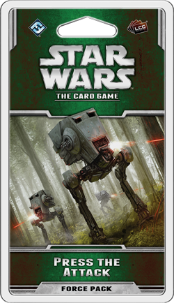 Star Wars The Card Game: Press the Attack [SALE]