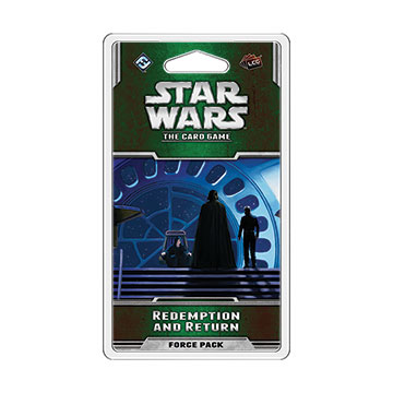 Star Wars The Card Game: Redemption and Return [SALE]