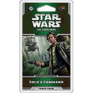 Star Wars The Card Game: Solos Command [SALE]