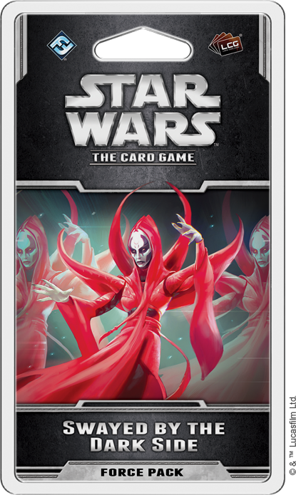 Star Wars The Card Game: Swayed by the Dark Side [SALE]