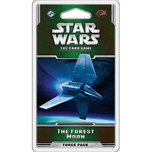 Star Wars The Card Game: The Forest Moon [SALE]