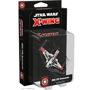 Star Wars X-Wing 2.0: ARC-170 Starfighter