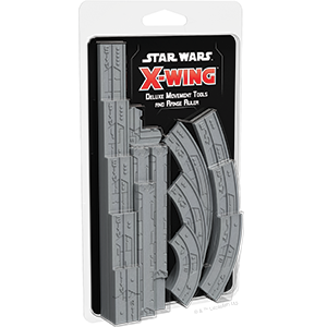 Star Wars X-Wing 2.0: Deluxe Movement Tools & Range Ruler