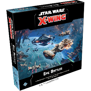 Star Wars X-Wing 2.0: Epic Battles Multiplayer Expansion