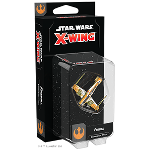 Star Wars X-Wing 2.0: FIREBALL
