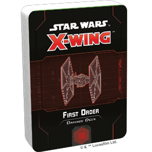 Star Wars X-Wing 2.0: FIRST ORDER DAMAGE DECK