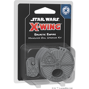 Star Wars X-Wing 2.0: Galactic Empire Maneuver Dial Upgrade Kit