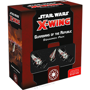Star Wars X-Wing 2.0: Guardians of the Republic