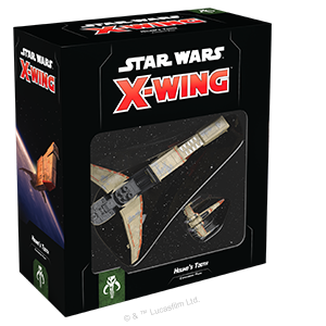 Star Wars X-Wing 2.0: HOUNDS TOOTH