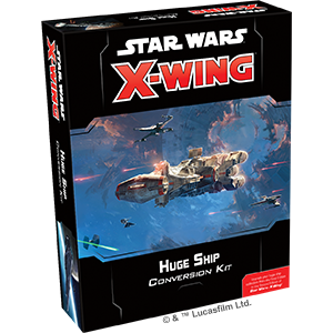 Star Wars X-Wing 2.0: Huge Ship Conversion Kit