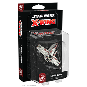 Star Wars X-Wing 2.0: LAAT/I Gunship Expansion Pack