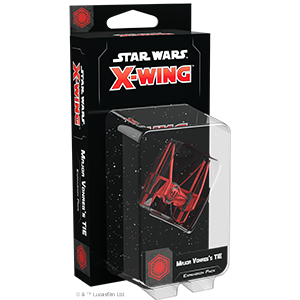 Star Wars X-Wing 2.0: MAJOR VONREGS TIE